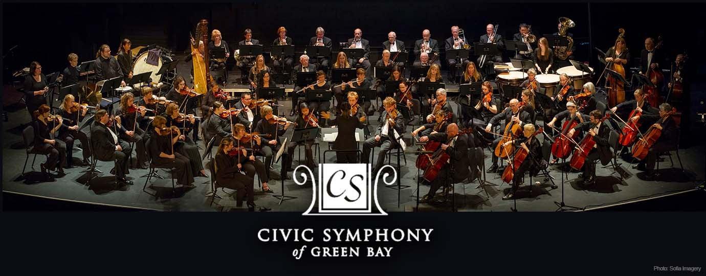 civic symphony of green bay ticketstar