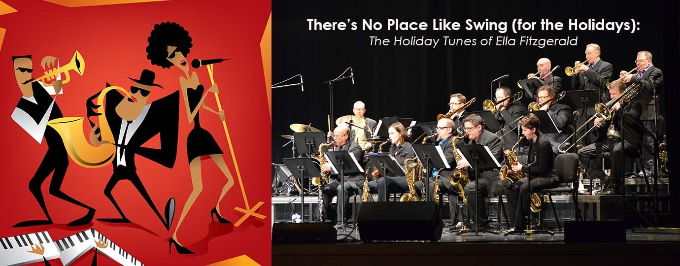 There's No Place Like Swing for the Holidays