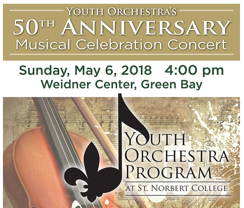 Youth Orchestra's Musical Celebration