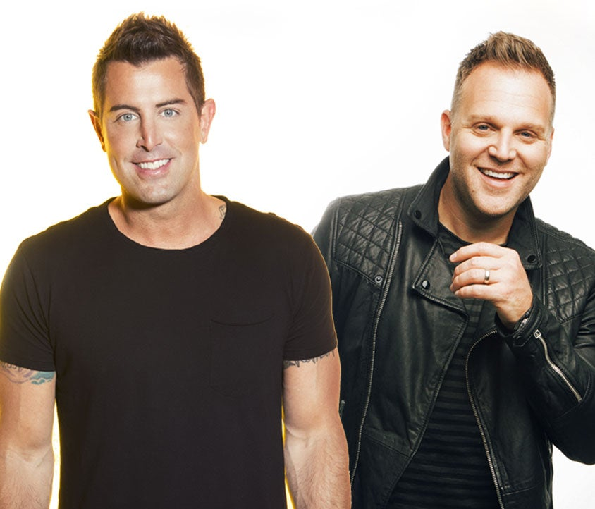 Jeremy Camp and Matthew West