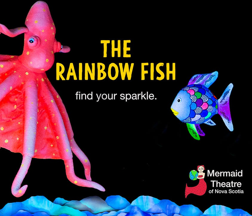 Mermaid Theatre Rainbow Fish