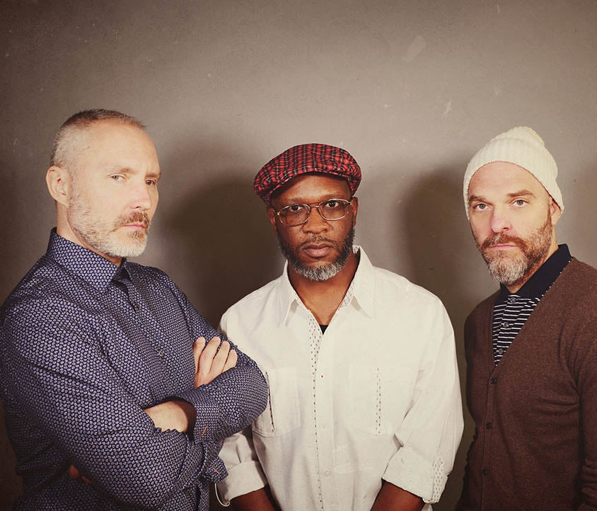 The Bad Plus- Jazz Fest