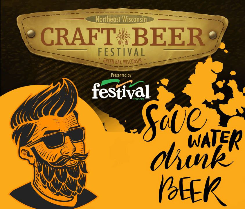 Northeast Wisconsin Craft Beer Festival Presented by Festival Foods