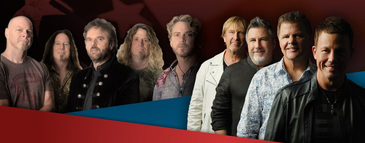 A Salute to Veterans: .38 Special & Lonestar