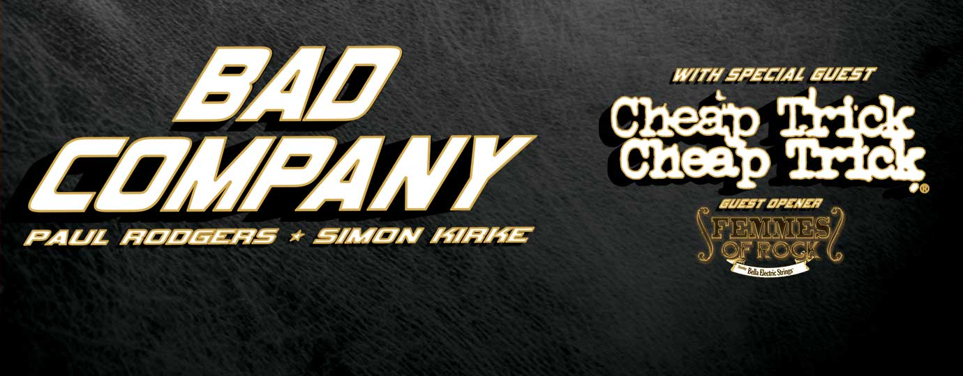 Bad Company and Cheap Trick