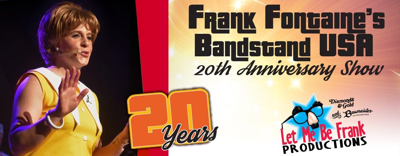 Image Let Me Be Frank Bandstand