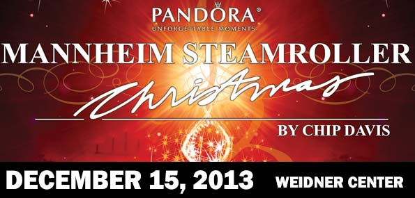 MANNHEIM STEAMROLLER CHRISTMAS by Chip Davis | Ticketstar