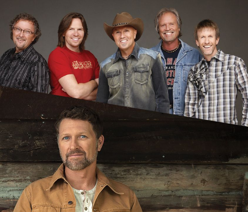 Sawyer Brown and Craig Morgan