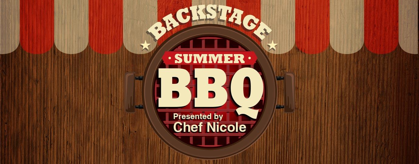 Backstage Summer BBQ