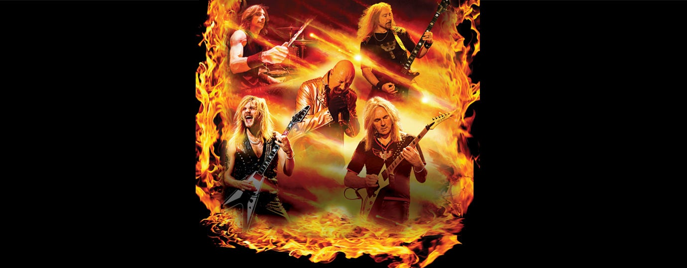 judas priest firepower 2018 resch center